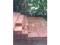 1000 chelmer valley bricks. 2 inch York pavers £350