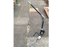 Car wheelchair 12 volt electric hoist , 30kg