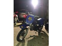 Py90 dirt bike