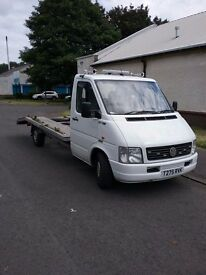 Vw LT 35 Lwb 2.8 tdi recovery ,alloy bed 15ft !!