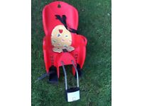 Baby Seat / Carrier for Bike / Cycle - Detachable (2 mounts included)