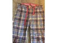 Superdry pyjama bottoms