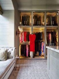 Laundress/Wardrobe Manager