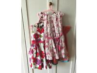 Summers dress (3-4 and 5years)