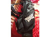 Pxg classic carry/stand bag