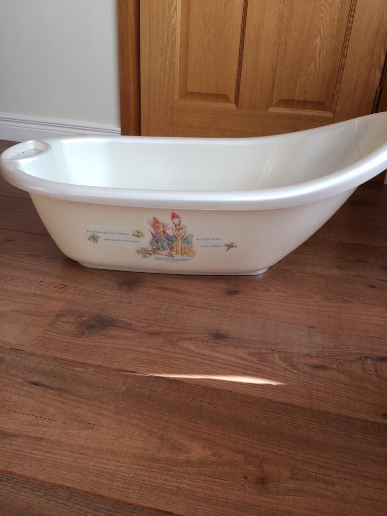 Peter Rabbit baby bath | in Carrickfergus, County Antrim | Gumtree