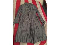 Dark Grey Ladies M&S Coat