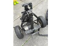 Electric golf trolley (needs repaired)