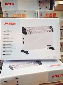 WHOLESALE £12.55 NEW 2000W ELECTRIC CONVECTOR HEATER PORTABLE THERMOSTAT WALL MOUNTED FREE DELIVERY