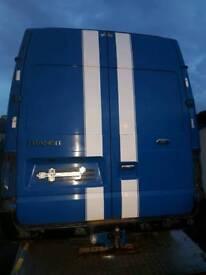 Ford transit mrk 6 van back doors 2000 - 2006