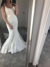 Designer Wedding Dress for Sale.
