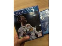 PS4 video Game - FIFA 18