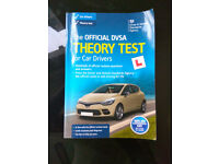 Official Driving Theory Test book