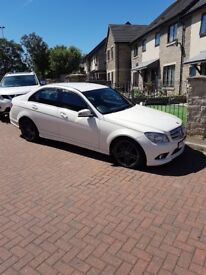 Mercedes c220 amg spec cdi