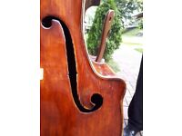 Double bass family heritage