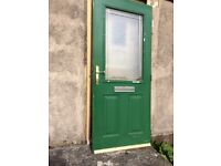 Composition Front Door.