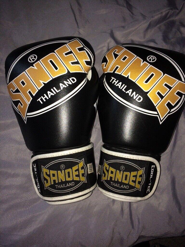 Boxing gloves   in Granton, Edinburgh   Gumtree