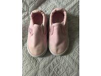 Vans toddler shoes size 4 (20)