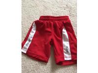 Little kickers football shorts