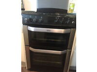 free standing gas cooker belling