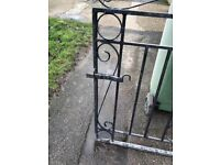 Wrought Iron Gates - **COLLECTION ONLY**