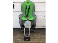 Hamax bicycle child seat