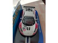 Scalextric McLaren mp4-12c - boxed as new