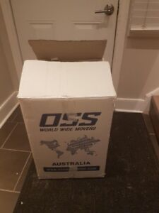 Used moving boxes- good condition