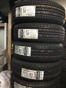 225/65r17 Kumho solus; 215/65r17;235/60r17 Toyo versado CUV; all season tires