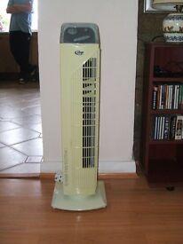 tower oscalating air cooler