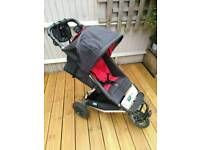 Mountain buggy swift pram stroller