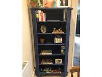 Napolean Blue Book shelf