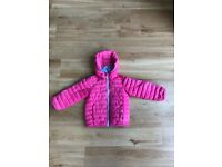 JOULES Packaway Padded Jacket - size 5 years, pink