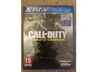 Call of duty ps4 brand new