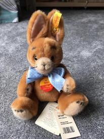 Steiff Niki Hase 23 rabbit