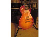 Gibson Custom Shop 2010 Eric Clapton VOS Beano 1960 Les Paul Reissue
