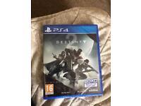 Destiny 2 sealed brand new