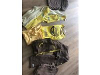 13 Piece Selection of Brownie Uniform