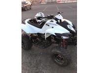 Adly 400cc road legal quad