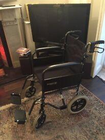Lightweight Roma Medical Wheel Chair