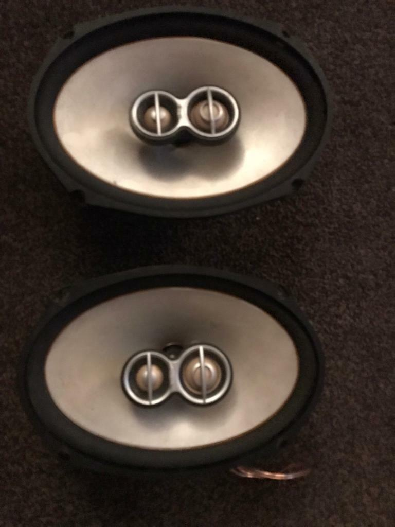 infinity 9603i. infinity 9603i 6x9 speakers - 300 watts