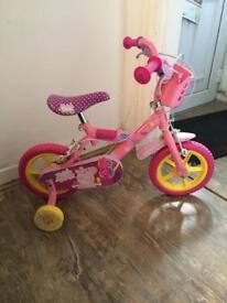 Pepper pig bike