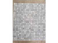 Black Marble Mosaic