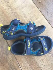 Doodles sandals from Clarks - toddler size 5