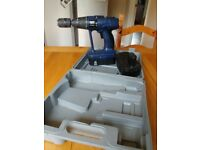 FERM FCD-24001 rechargeable elctric Drill