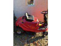 Ride on mower spares and repairs MTD