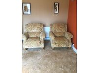 Parker Knoll Sofa & 2 Armchairs