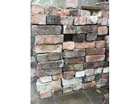 400x 1820s Reclaimed Bricks