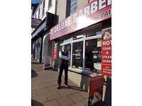FULL TIME EXPERIENCE BARBER FOR BUSY TURKISH BARBERS- MUST BE ABLE TO WORK SATURDAYS