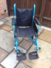 Ugo transit chair